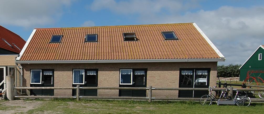 Vakantiehuis C voor 24 personen