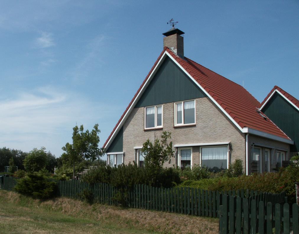 bosweg 6 vakantiehuis op Ameland